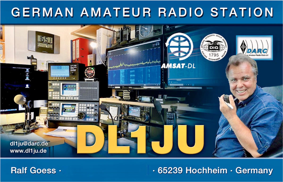 Primary Image for DL1JU