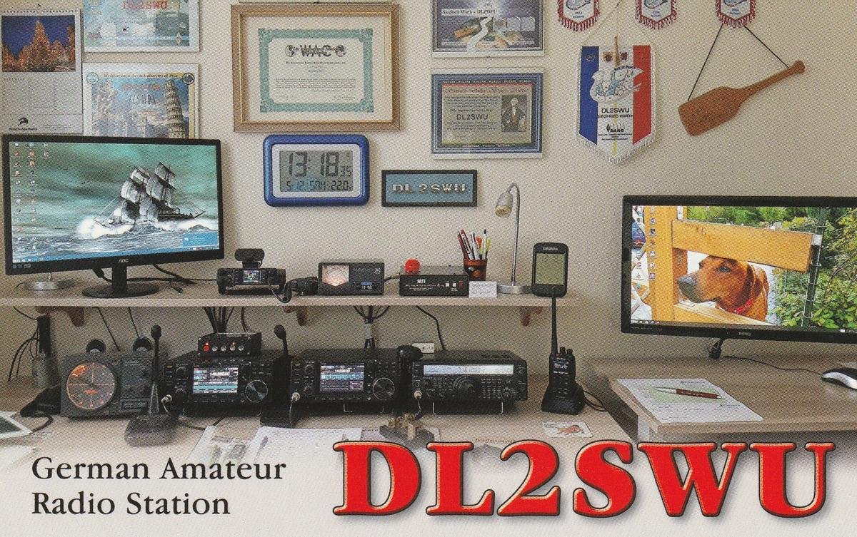 Primary Image for DL2SWU