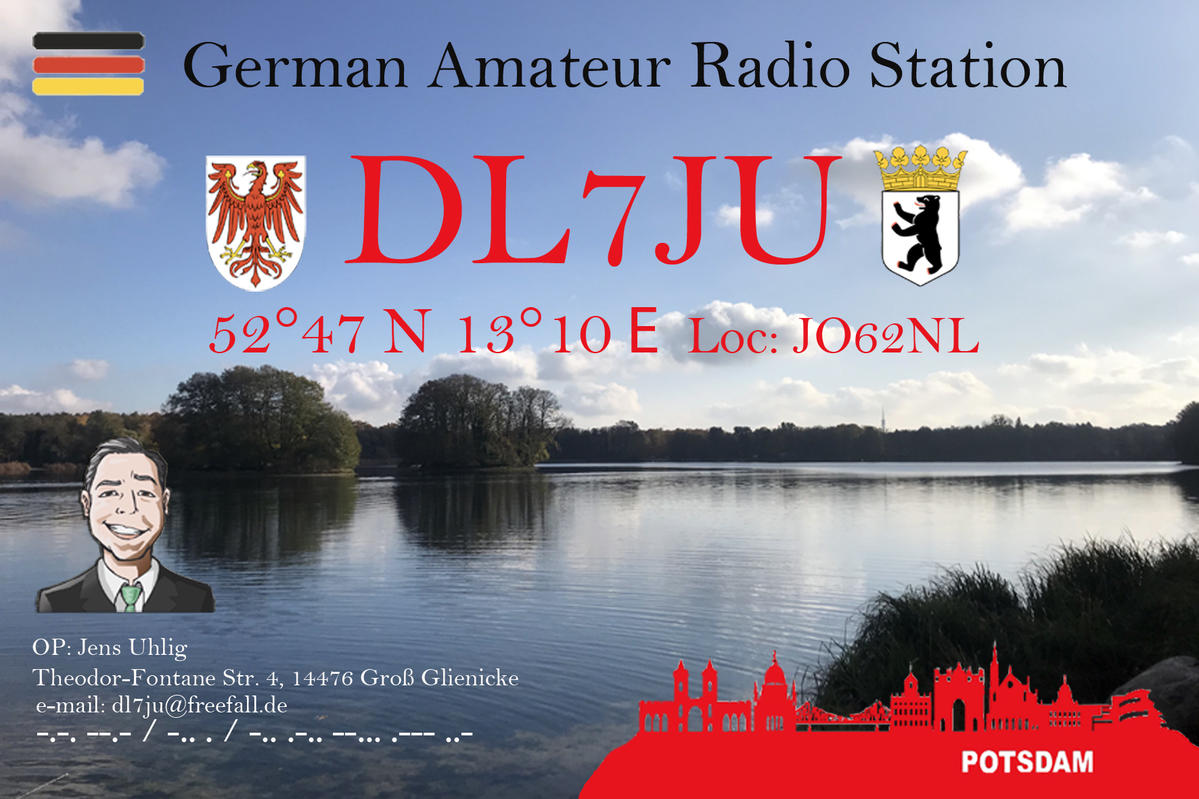 Primary Image for DL7JU