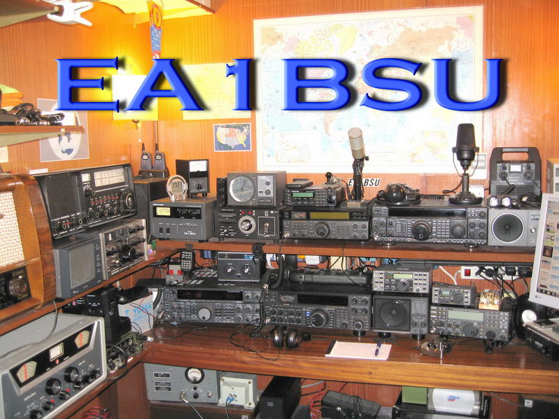 Primary Image for EA1BSU