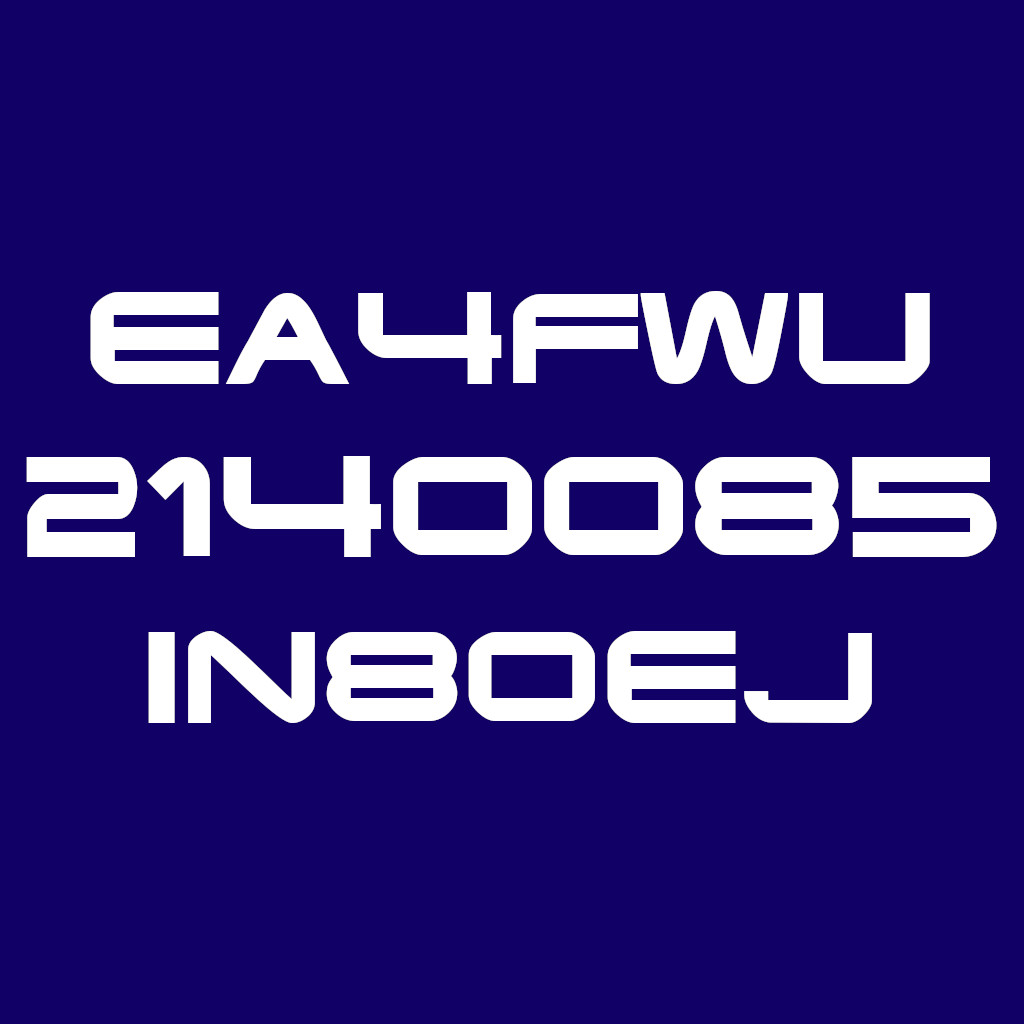 Primary Image for EA4FWU