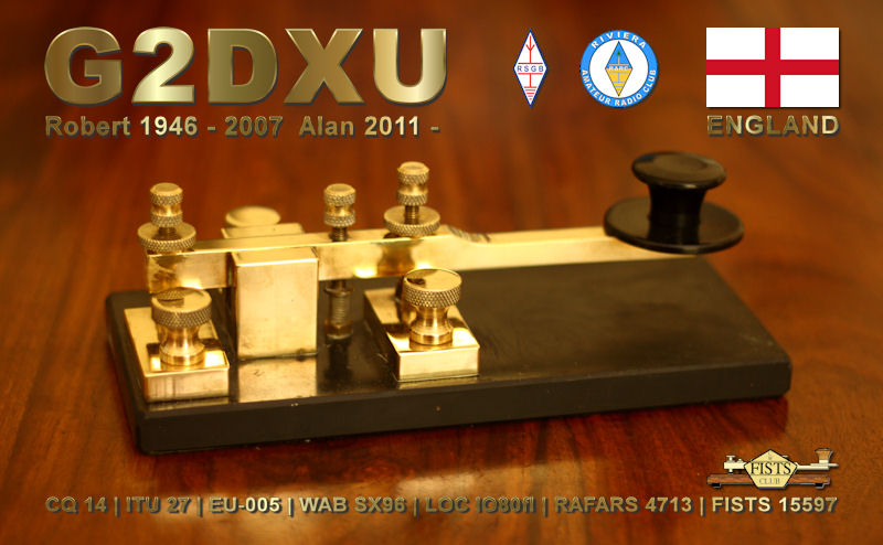 Primary Image for G2DXU