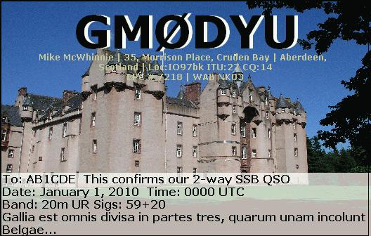 Primary Image for GM0DYU