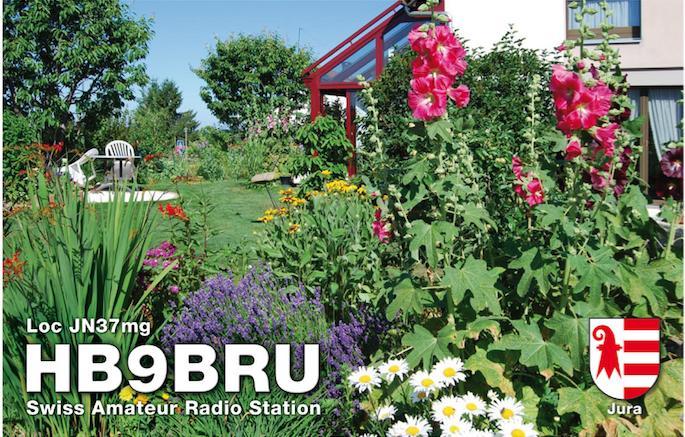 Primary Image for HB9BRU