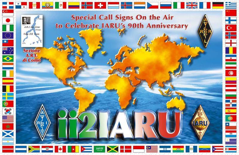 Primary Image for II2IARU