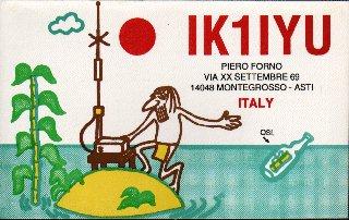 Primary Image for IK1IYU