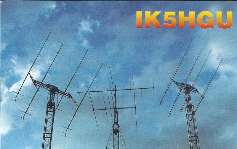 Primary Image for IK5HGU
