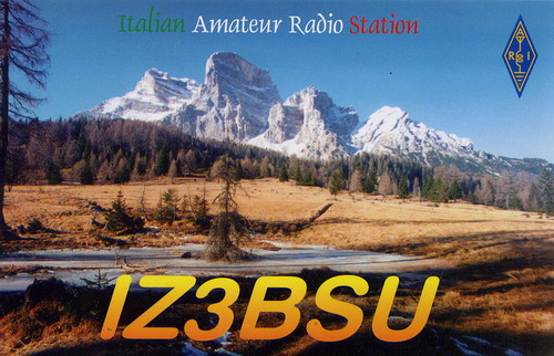 Primary Image for IZ3BSU