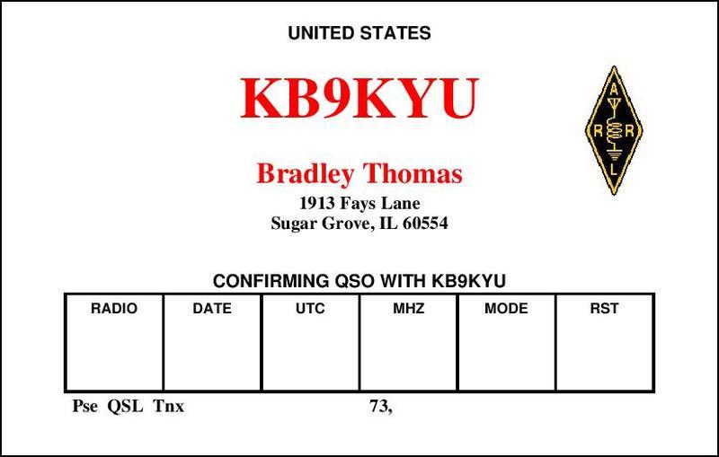 Primary Image for KB9KYU