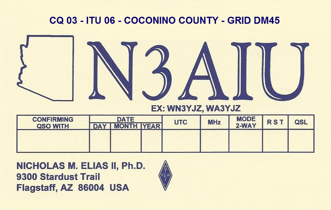 Primary Image for N3AIU