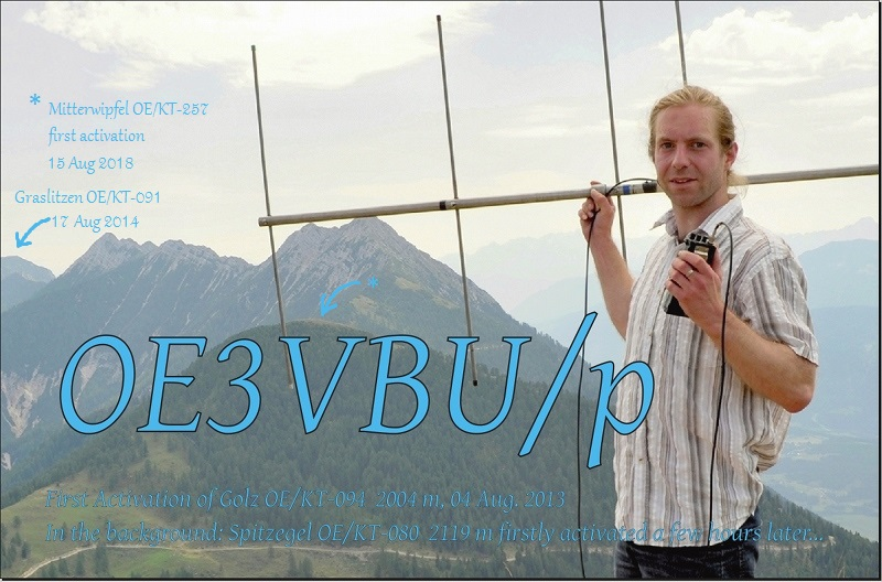 Primary Image for OE3VBU