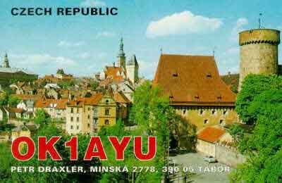 Primary Image for OK1AYU