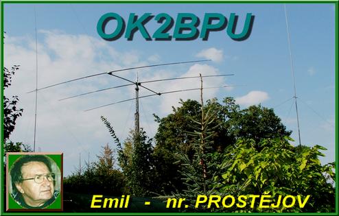 Primary Image for OK2BPU