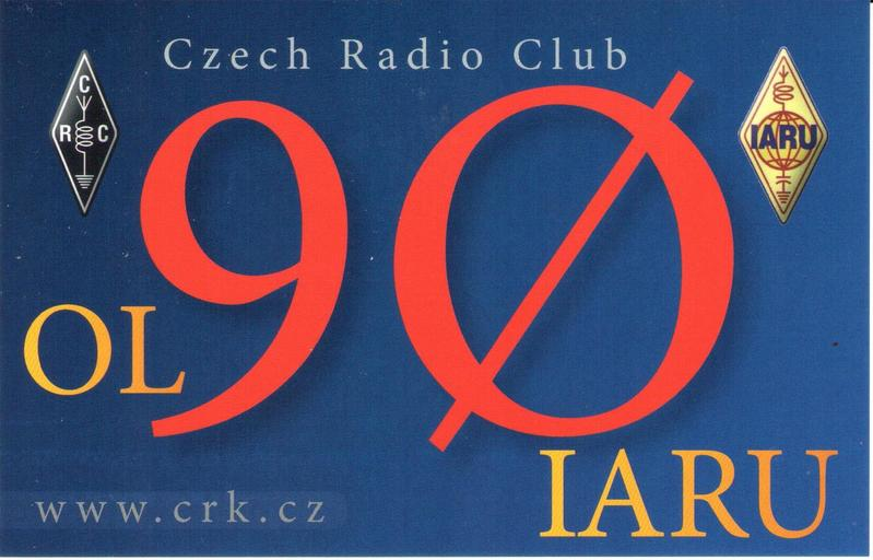 Primary Image for OL90IARU