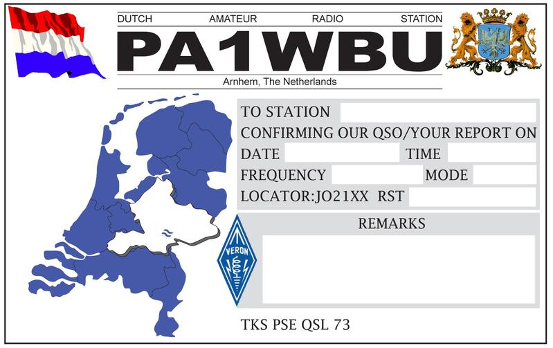 Primary Image for PA1WBU