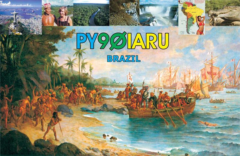 Primary Image for PY90IARU