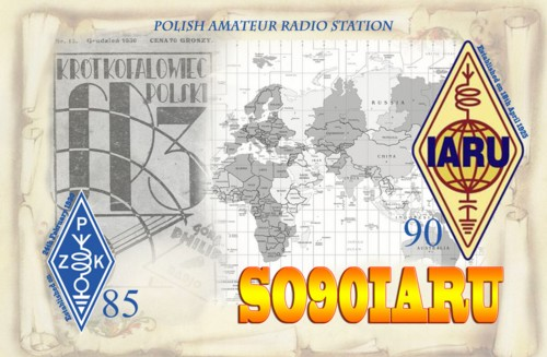 Primary Image for SO90IARU