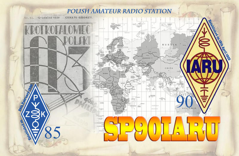Primary Image for SP90IARU