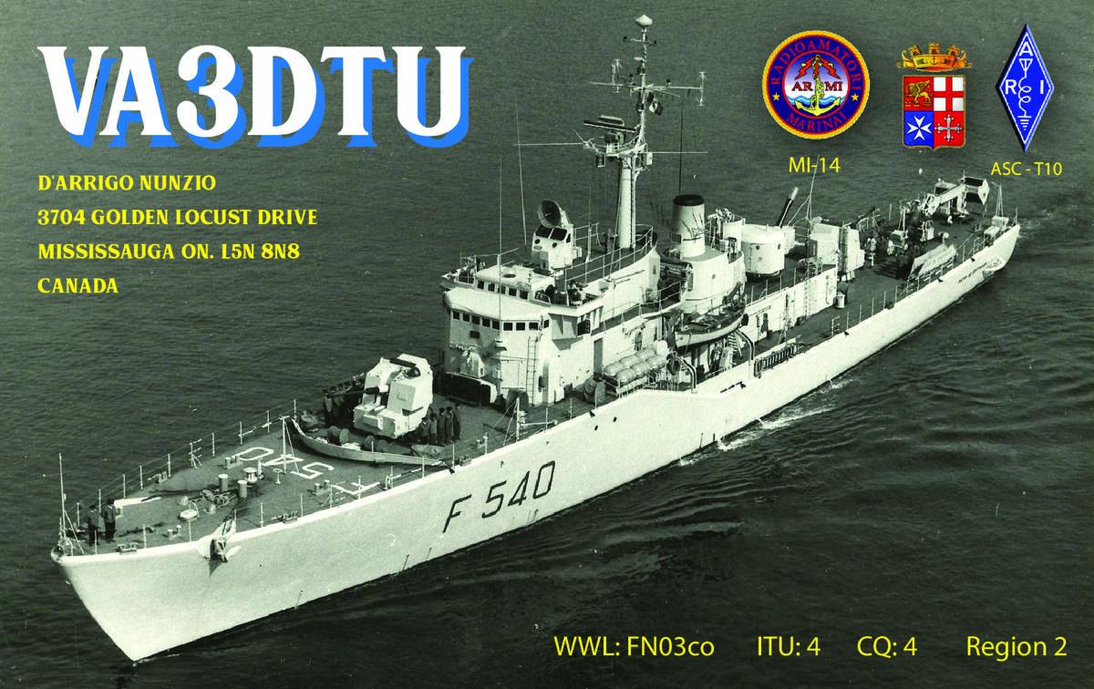 Primary Image for VA3DTU