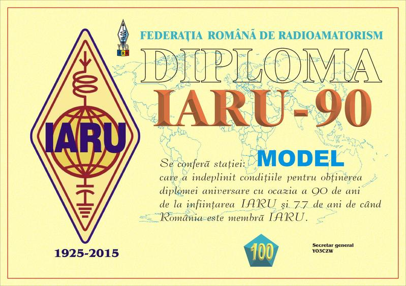 Primary Image for YP90IARU