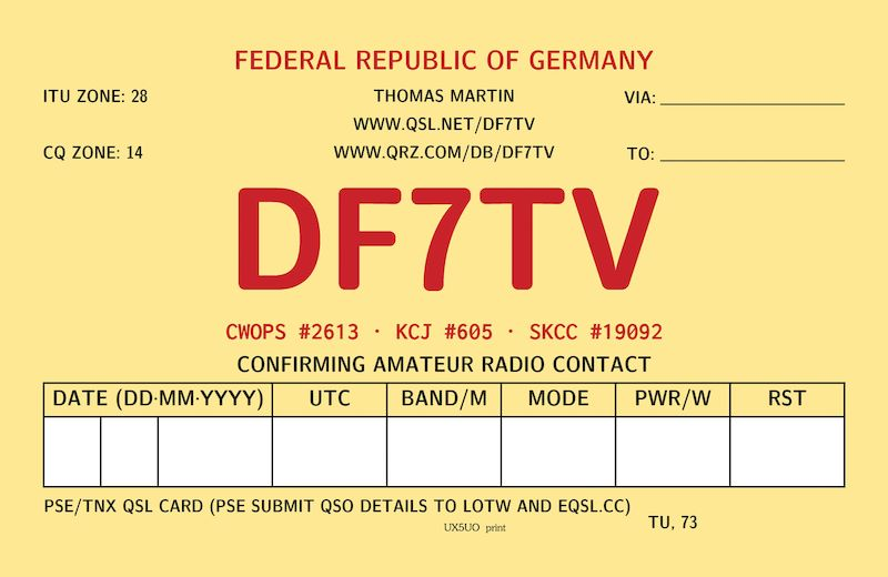 Primary Image for DF7TV