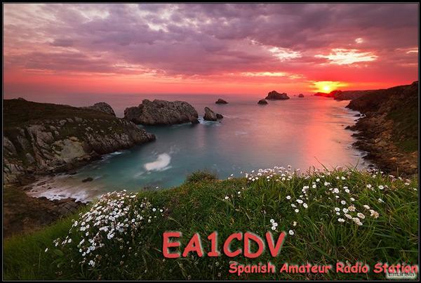 Primary Image for EA1CDV