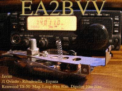 Primary Image for EA2BVV
