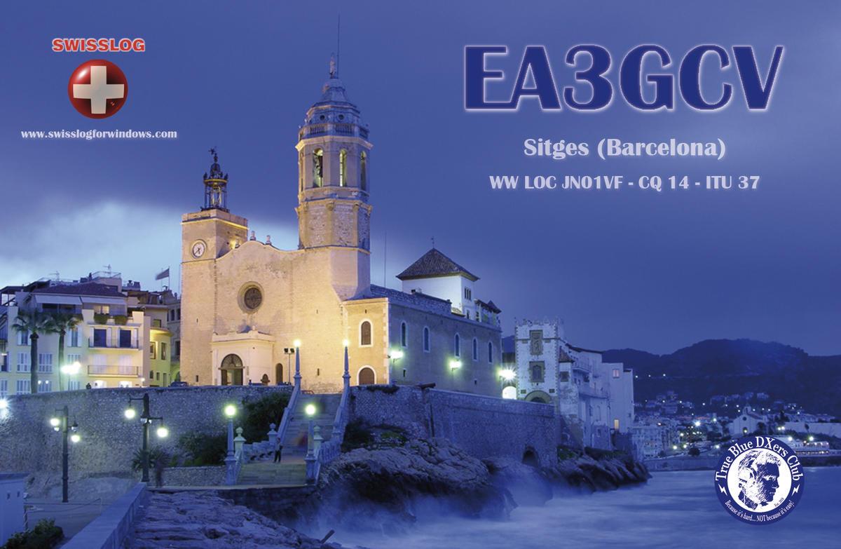 Primary Image for EA3GCV