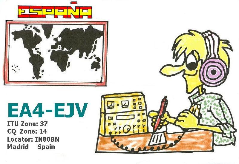 Primary Image for EA4EJV