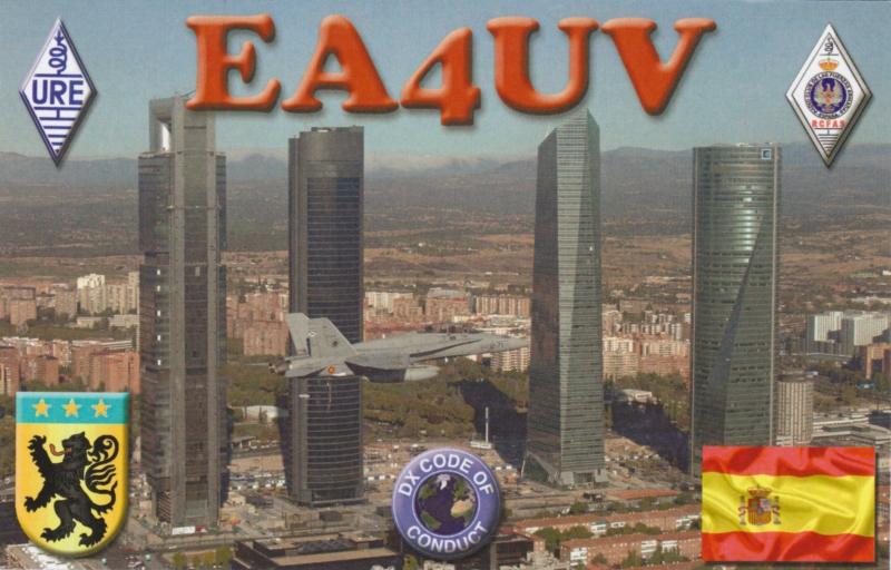Primary Image for EA4UV