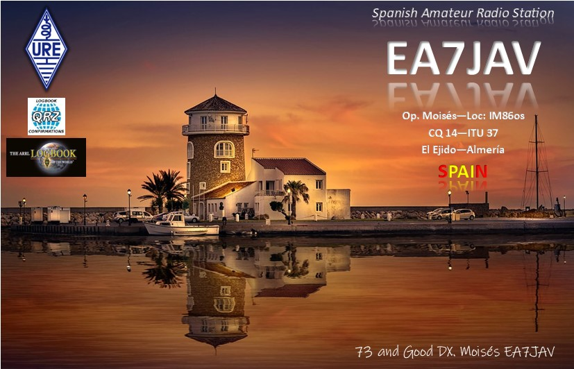 Primary Image for EA7JAV