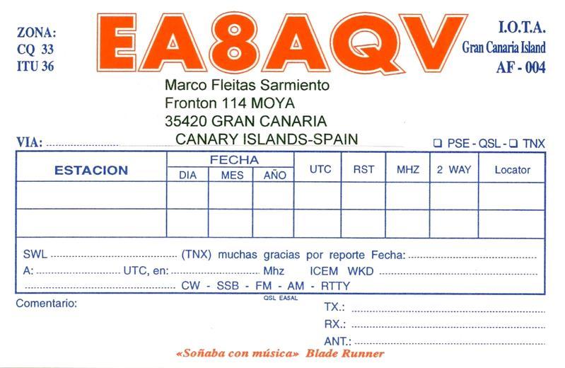 Primary Image for EA8AQV