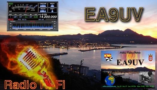 Primary Image for EA9UV