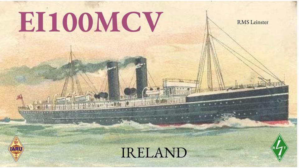 Primary Image for EI100MCV