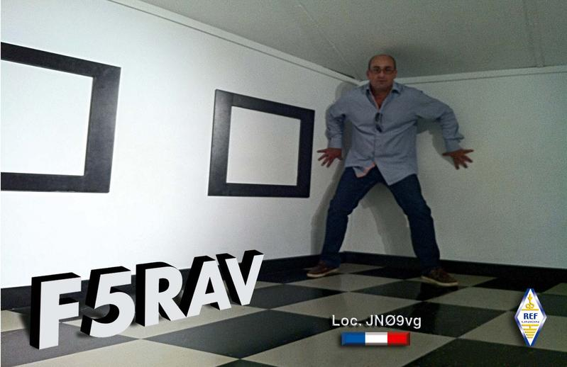 Primary Image for F5RAV