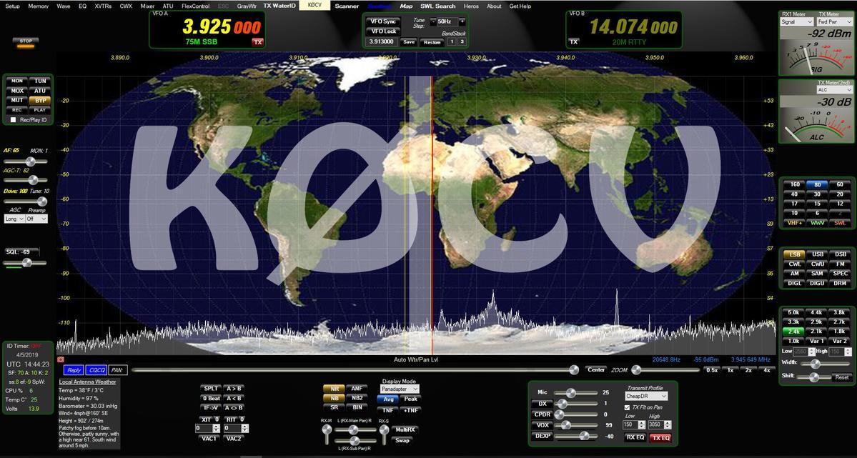 Primary Image for K0CV
