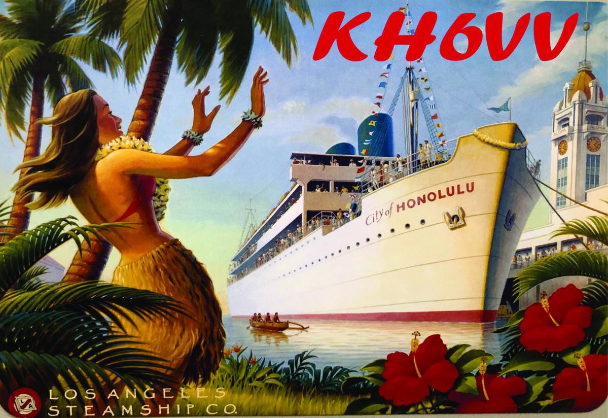 Primary Image for KH6VV