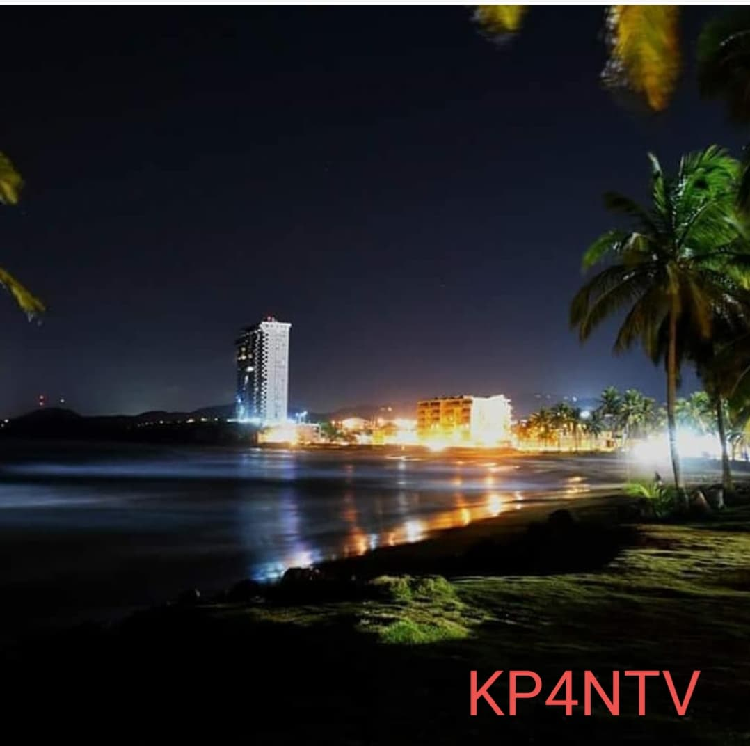Primary Image for KP4NTV