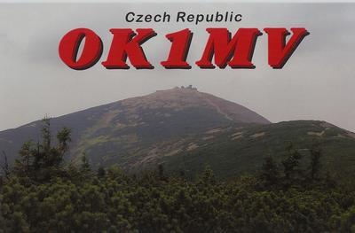 Primary Image for OK1MV