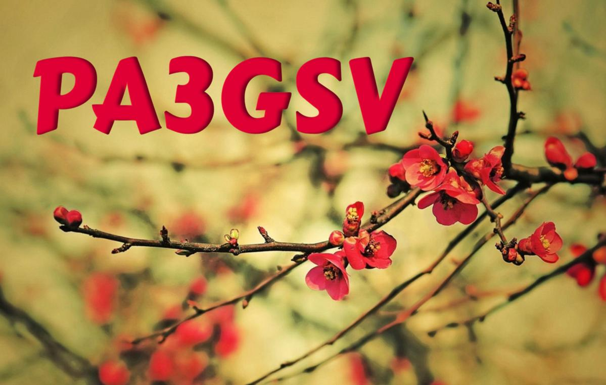 Primary Image for PA3GSV