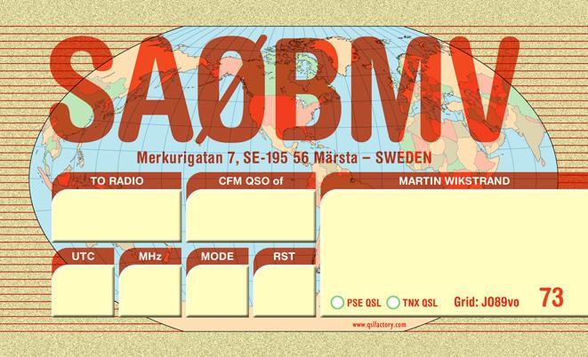 Primary Image for SA0BMV