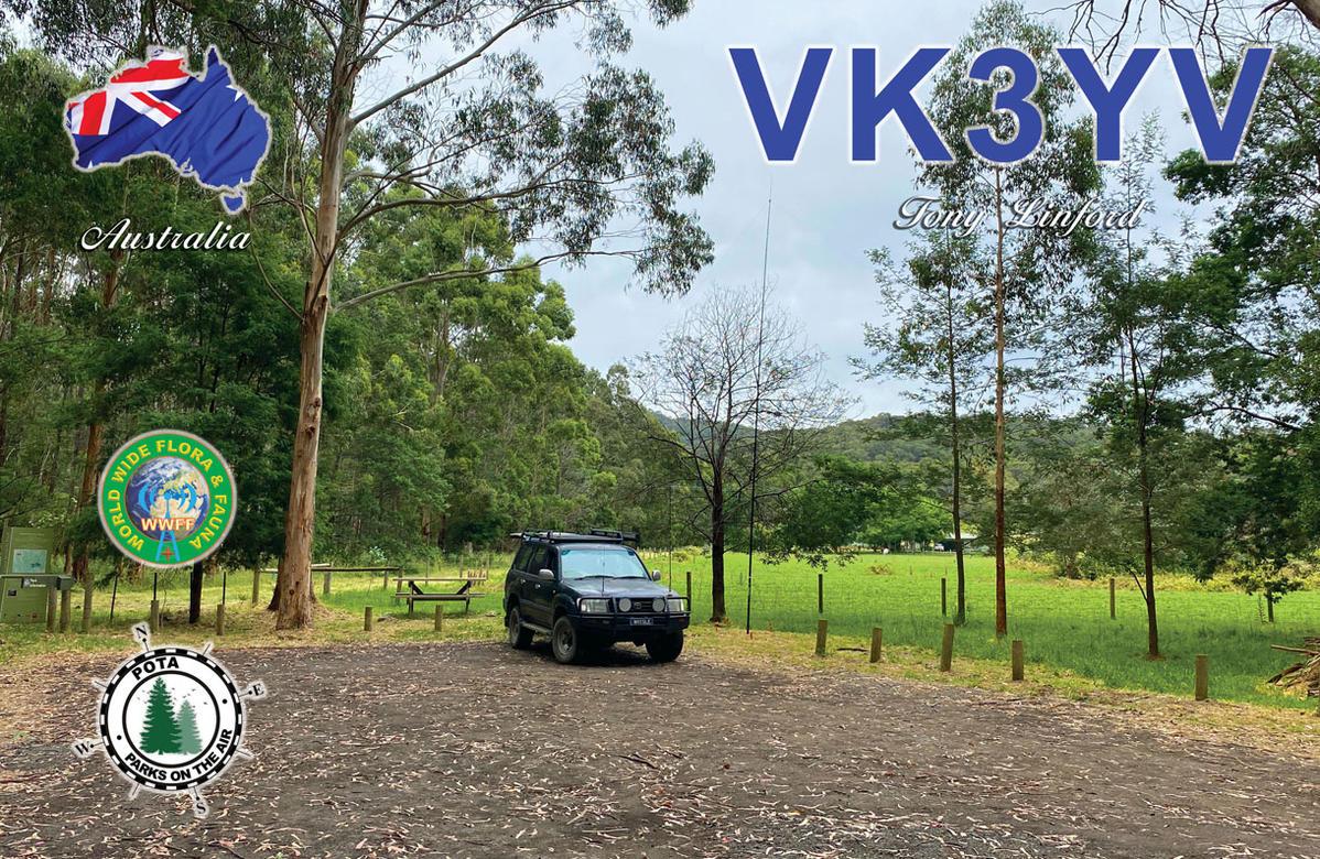 Primary Image for VK3YV