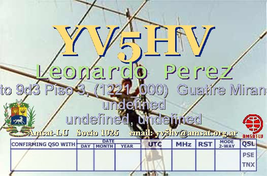 Primary Image for YV5HV