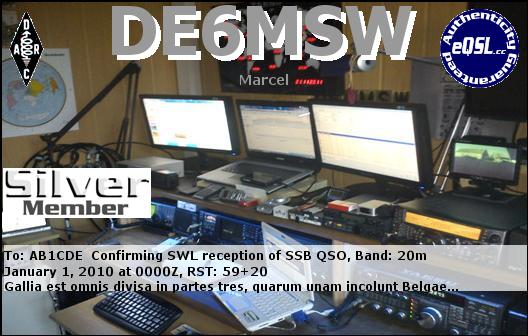 Primary Image for DE6MSW