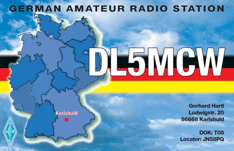 Primary Image for DL5MCW