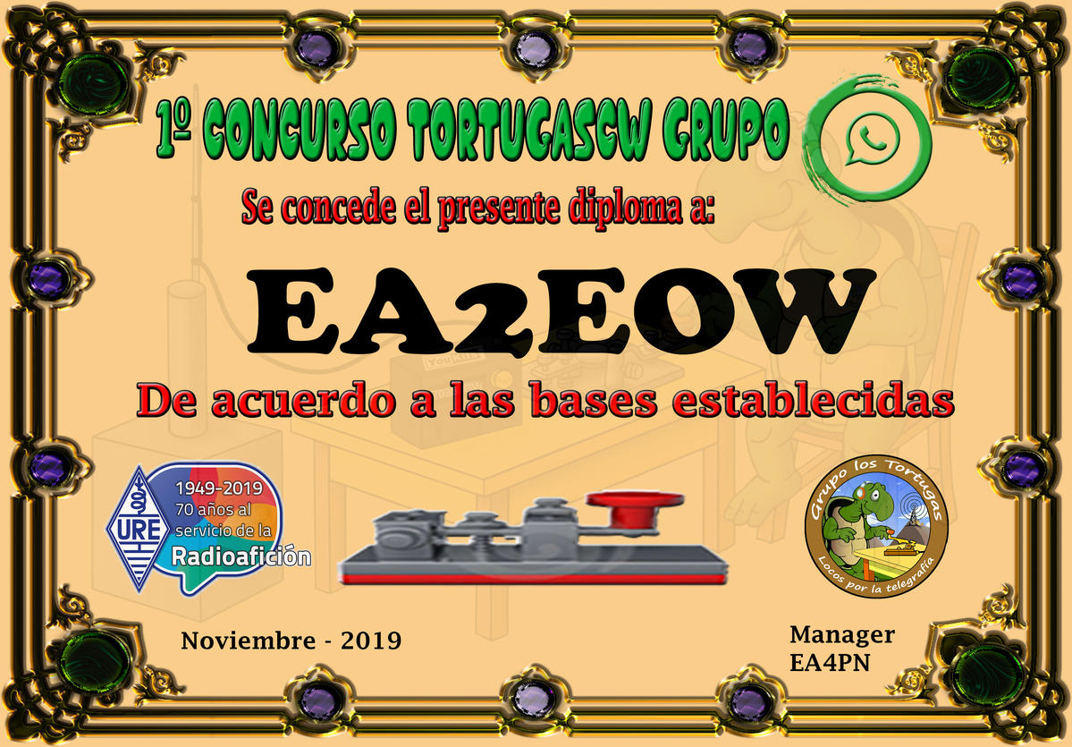 Primary Image for EA2EOW