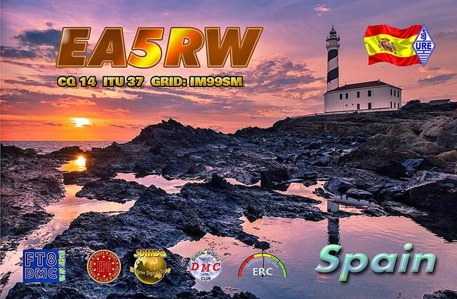 Primary Image for EA5RW