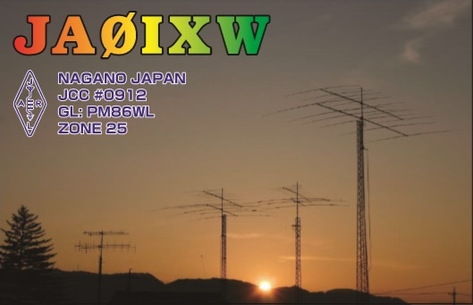 Primary Image for JA0IXW