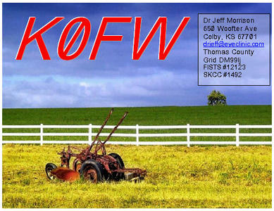 Primary Image for K0FW