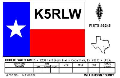 Primary Image for K5RLW